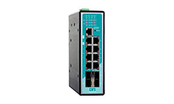 DFI Industrial Ethernet Switch, Managed