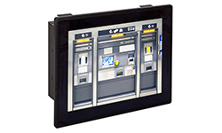 DFI Industrial Touch Panel PC, 12.1""