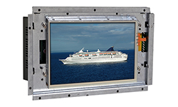 "DFI Industrial Touch Panel PC, 7"" Open Frame"