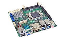 DFI Industrial Motherboard, Mini-ITX