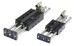 LinMot Linear Actuator - Guided